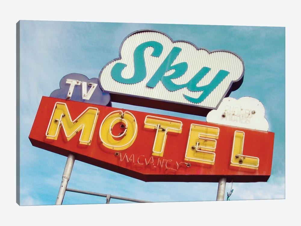 Sky Motel by Danita Delimont 1-piece Canvas Print