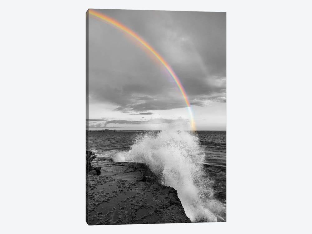 Clarks Point Rainbow by Danita Delimont 1-piece Canvas Artwork