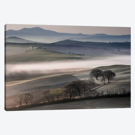 Frosty Dawn Canvas Print #DEL68} by Danita Delimont Canvas Art Print