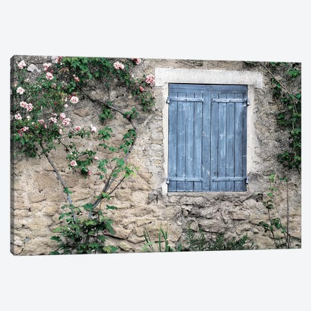 Roses In Provence Canvas Print #DEL73} by Danita Delimont Canvas Art