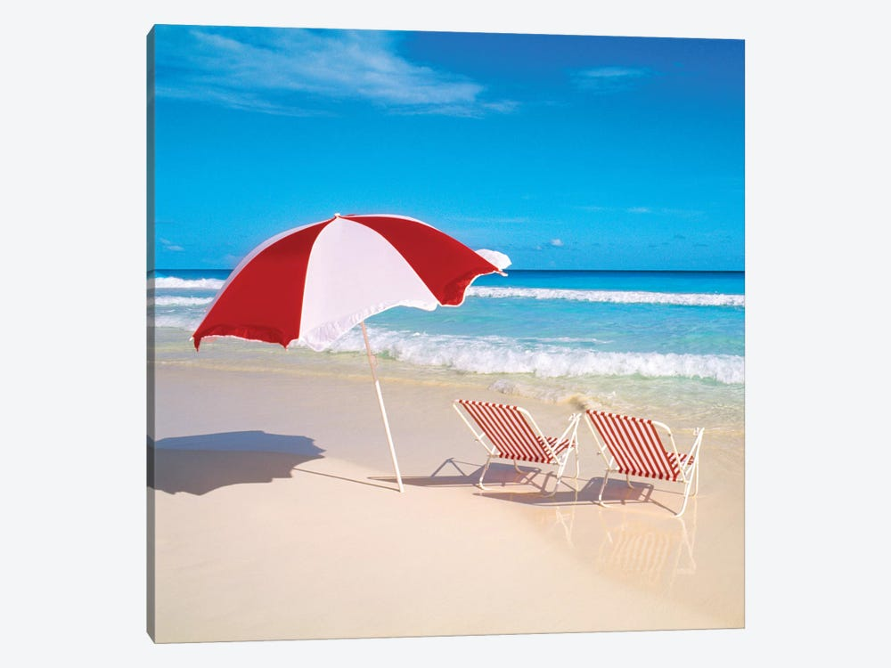 Bright Beach by Danita Delimont 1-piece Canvas Artwork