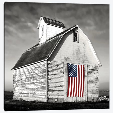 Modern Barn I 3-Piece Canvas #DEL82} by Danita Delimont Art Print
