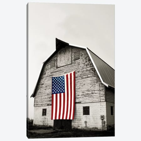Modern Barn II Canvas Print #DEL83} by Danita Delimont Canvas Print