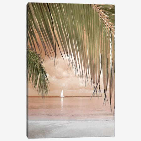 West Coast Paradise Canvas Print #DEL87} by Danita Delimont Canvas Artwork