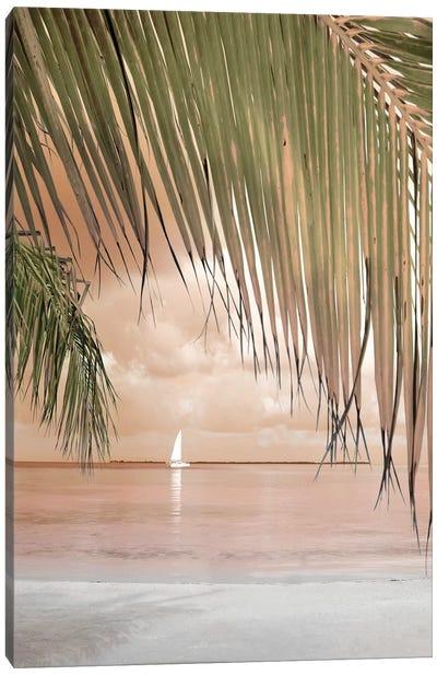 West Coast Paradise Canvas Art Print