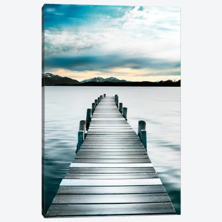 Jetty Canvas Print #DEL8} by Danita Delimont Art Print