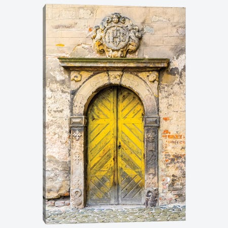 Moravian Door Canvas Print #DEL91} by Danita Delimont Canvas Art