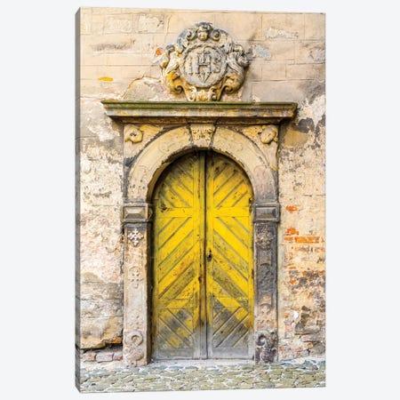 Moravian Door Canvas Print #DEL91} by Danita Delimont Canvas Art