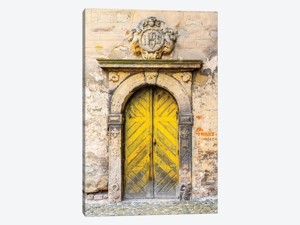 Moravian Door by Danita Delimont 1-piece Art Print