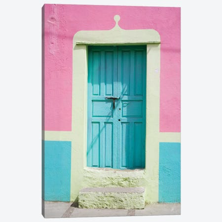 San Miguel Door Canvas Print #DEL94} by Danita Delimont Canvas Print