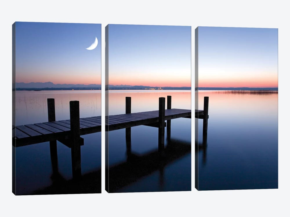 The Magic Hour 3-piece Canvas Artwork