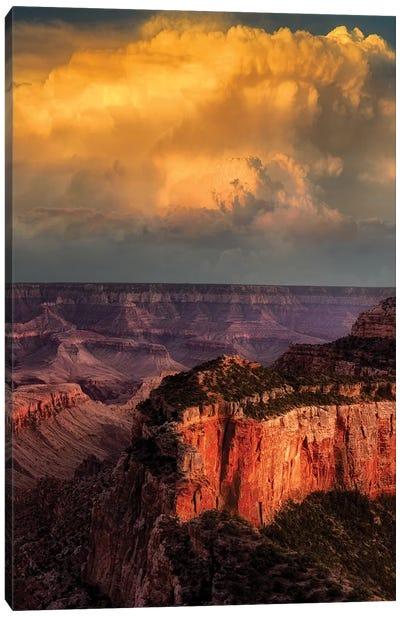 Grand Canyon Sunset II Canvas Art Print