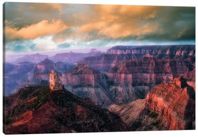 Grand Canyon Sunset IV Canvas Art Print