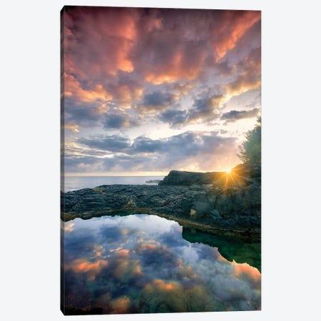 Kauai Sunrise Canvas Print #DEN163} by Dennis Frates Canvas Print