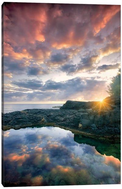 Kauai Sunrise Canvas Art Print