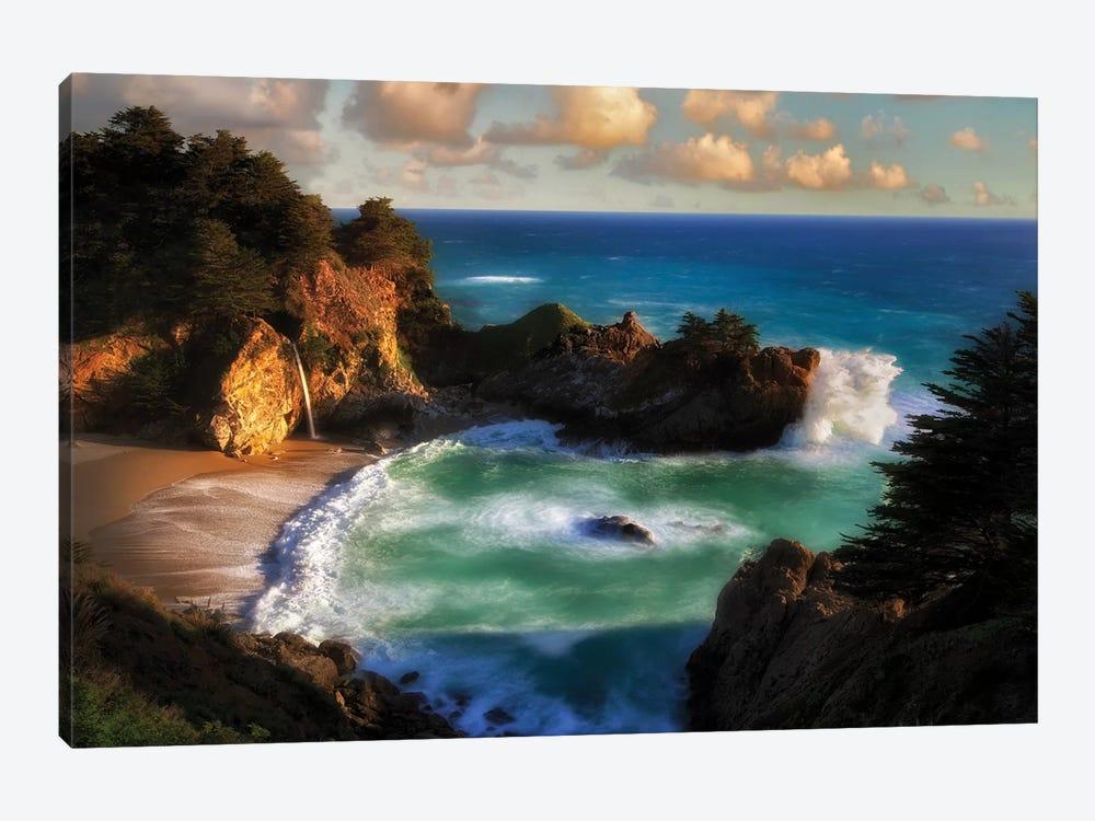 Magic Coast by Dennis Frates 1-piece Canvas Wall Art