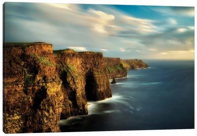 Moher Cliffs Canvas Art Print