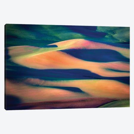 Palouse Hills Canvas Print #DEN243} by Dennis Frates Canvas Art