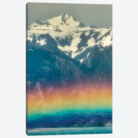 Patagonia Rainbow II Canvas Print #DEN248} by Dennis Frates Canvas Artwork
