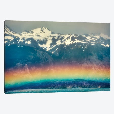 Patagonia Rainbow III Canvas Print #DEN249} by Dennis Frates Canvas Art
