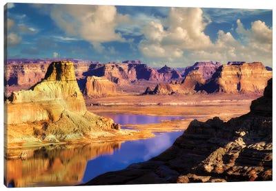Powel Reflection Canvas Art Print