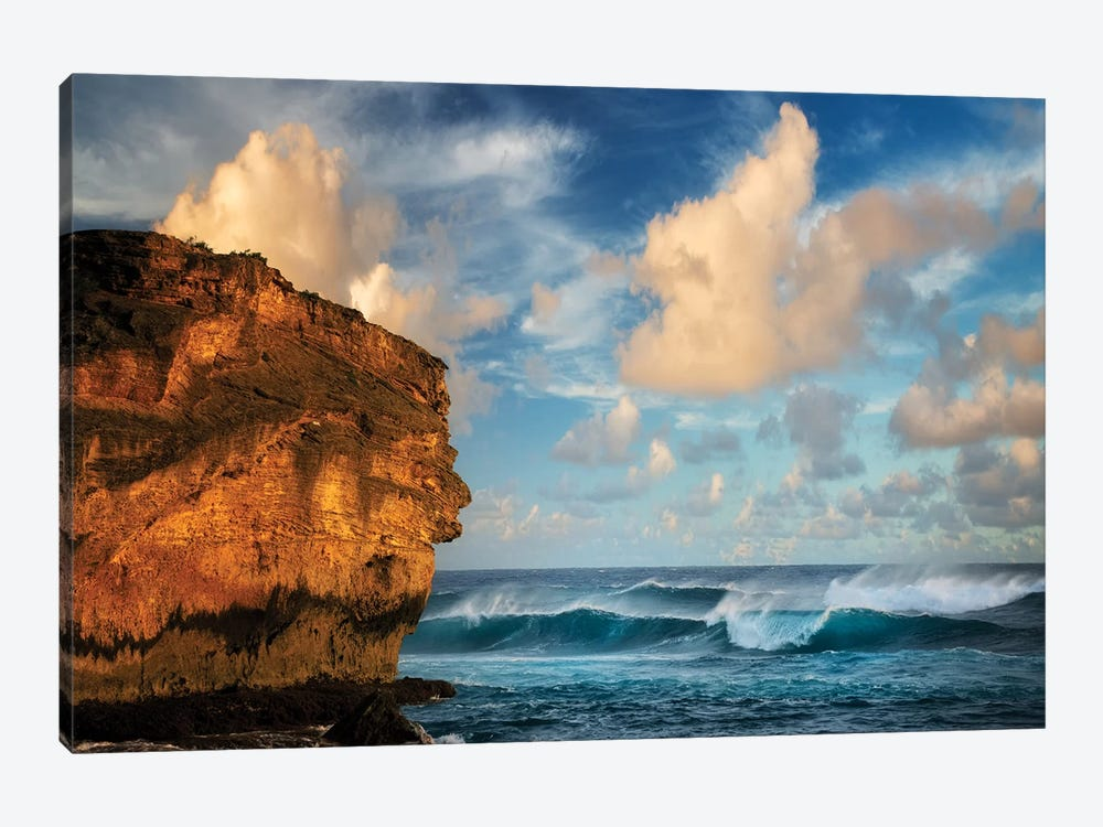 Rock And Surf by Dennis Frates 1-piece Art Print