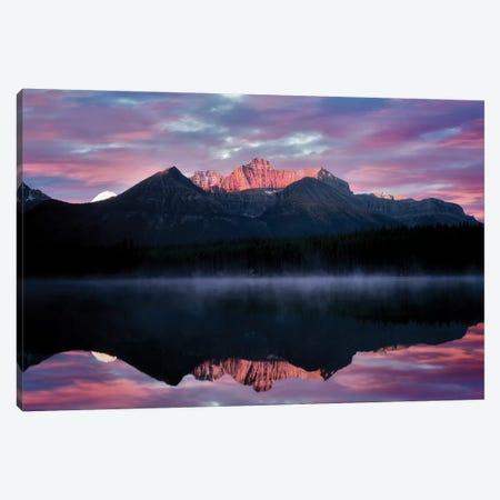 Rockies Reflection Canvas Print #DEN280} by Dennis Frates Canvas Art