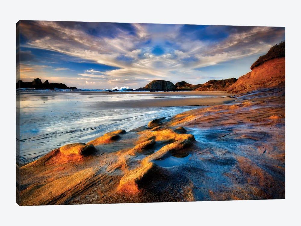 Seal Rock Sunset by Dennis Frates 1-piece Art Print