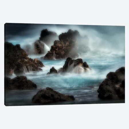 Storm Waves II Canvas Print #DEN329} by Dennis Frates Canvas Art Print