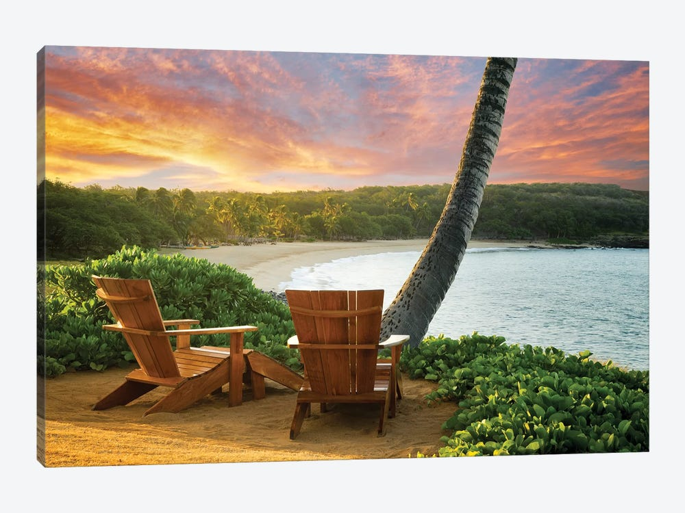 Sunrise View by Dennis Frates 1-piece Art Print