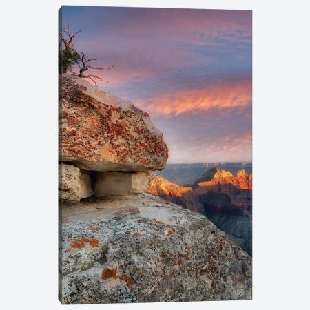 Sunset Grand Canyon IV Canvas Print #DEN339} by Dennis Frates Canvas Artwork
