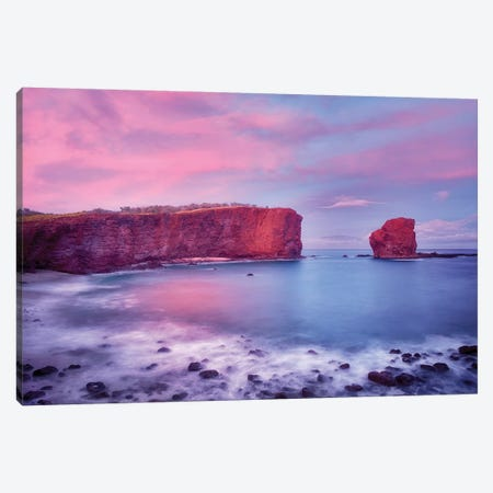 Sweethart Rock Canvas Print #DEN348} by Dennis Frates Canvas Art Print