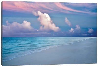 Turks And Caicos Sunrise Canvas Art Print
