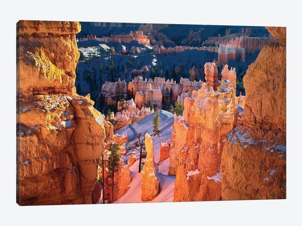 Bryce Pinnacles by Dennis Frates 1-piece Canvas Artwork