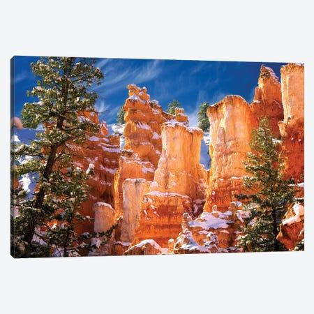 Bryce Sculptures Canvas Print #DEN47} by Dennis Frates Canvas Artwork