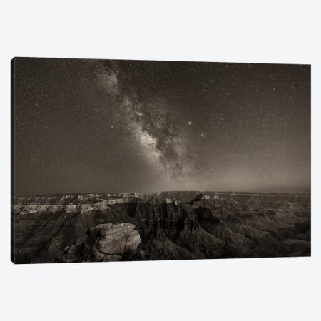 Canyon Night Canvas Print #DEN58} by Dennis Frates Canvas Wall Art