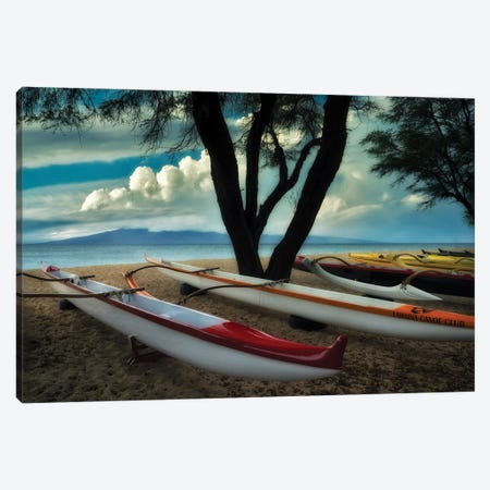 Ready To Launch Canvas Print #DEN608} by Dennis Frates Canvas Art