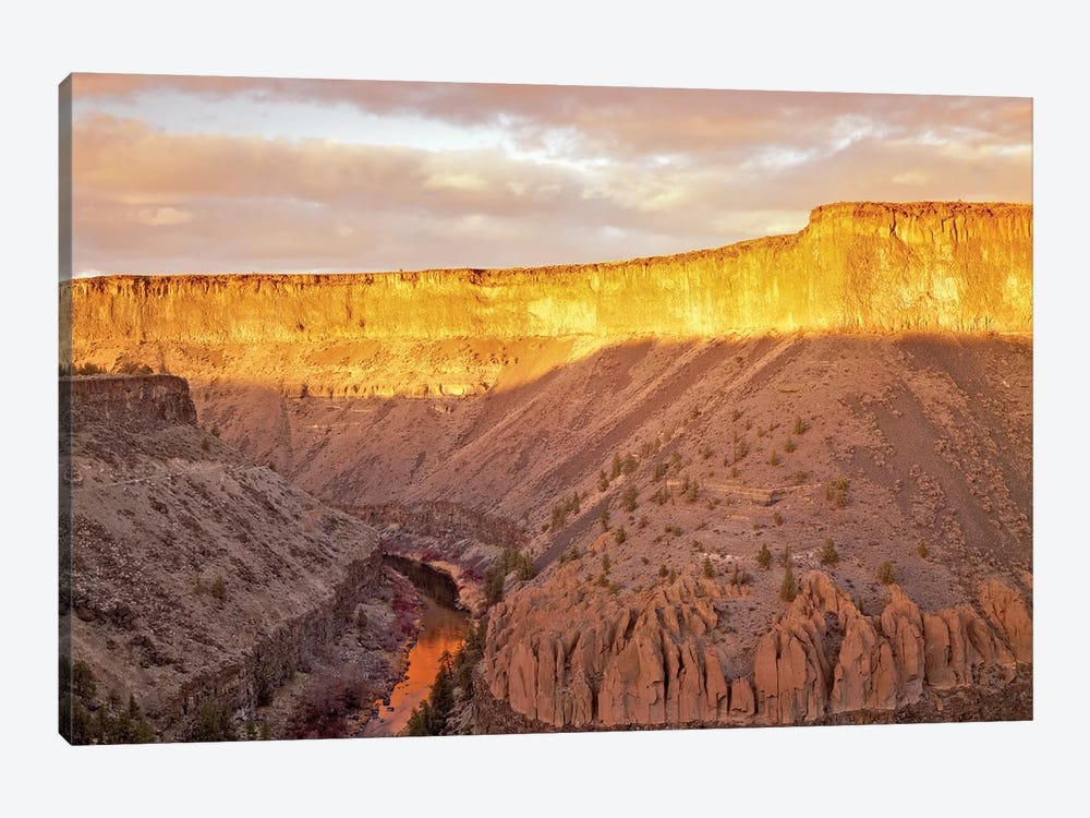 Canyon Stream II by Dennis Frates 1-piece Art Print