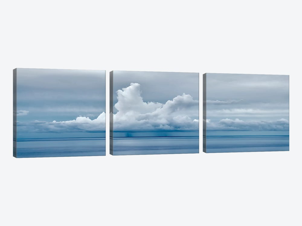 Tropical Storm by Dennis Frates 3-piece Canvas Art