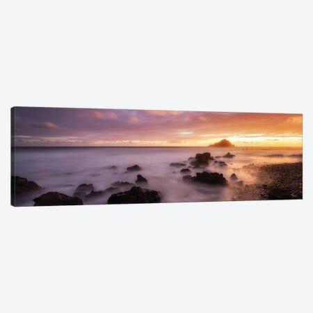 Hana Sunset Canvas Print #DEN653} by Dennis Frates Canvas Print