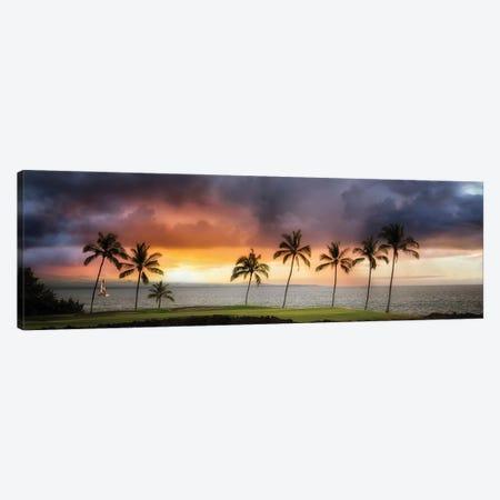 Hawaii Sunset II Canvas Print #DEN655} by Dennis Frates Canvas Art