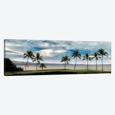 First Sail Canvas Print #DEN660} by Dennis Frates Canvas Artwork