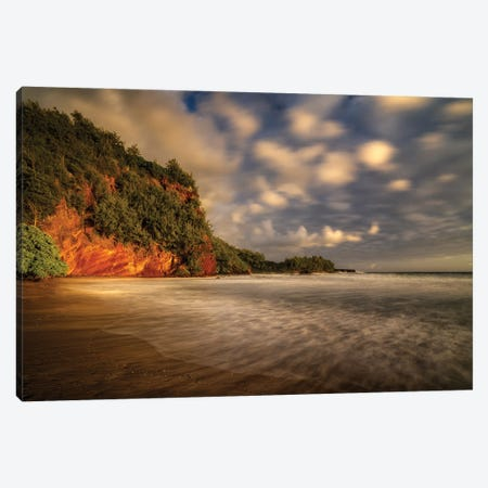 Hana Sunset II Canvas Print #DEN672} by Dennis Frates Art Print