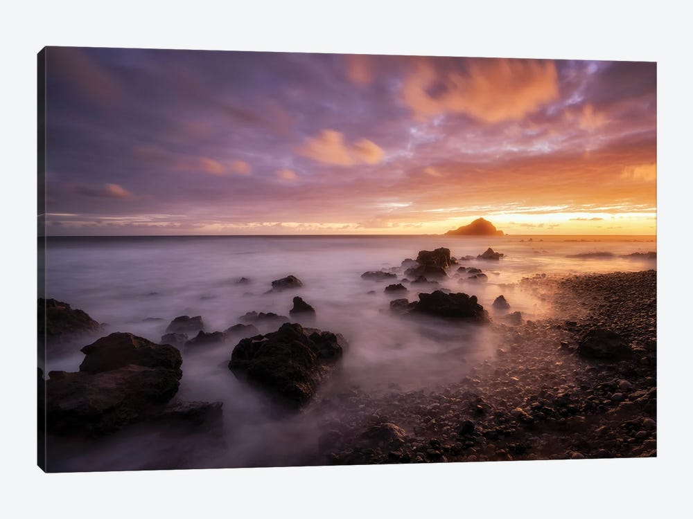 Hana Sunset III by Dennis Frates 1-piece Canvas Artwork