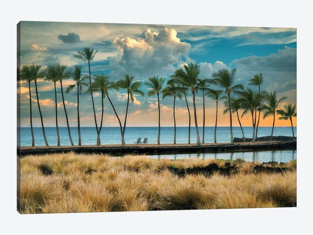Aa Beach by Dennis Frates 1-piece Canvas Art Print