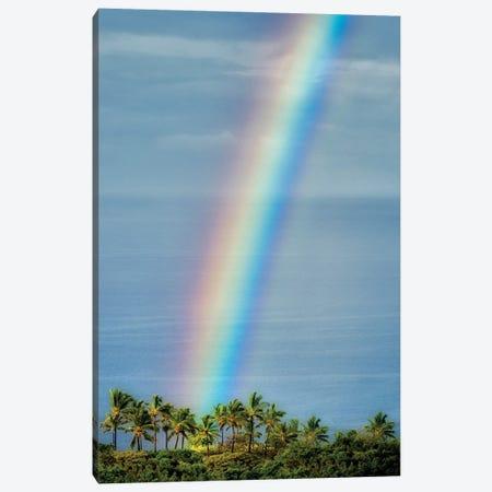 Hawaiian Rainbow II Canvas Print #DEN715} by Dennis Frates Canvas Print