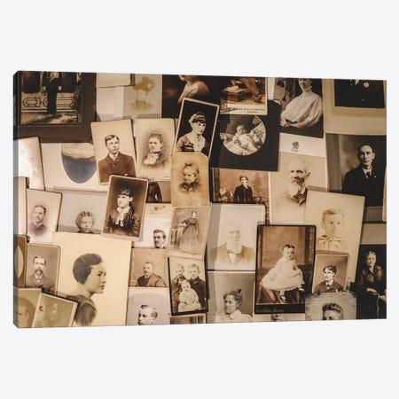 Past Lives Canvas Print #DEO113} by Debbra Obertanec Art Print