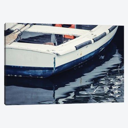 Blue Dory Canvas Print #DEO12} by Debbra Obertanec Art Print