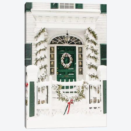 Holiday Home Canvas Print #DEO26} by Debbra Obertanec Canvas Print