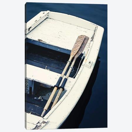 On The Sea Canvas Print #DEO56} by Debbra Obertanec Canvas Artwork